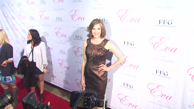 Brenda Strong at the Eva Longoria Parker Fragrance Launch Party For 'Eva' at Hollywood CA