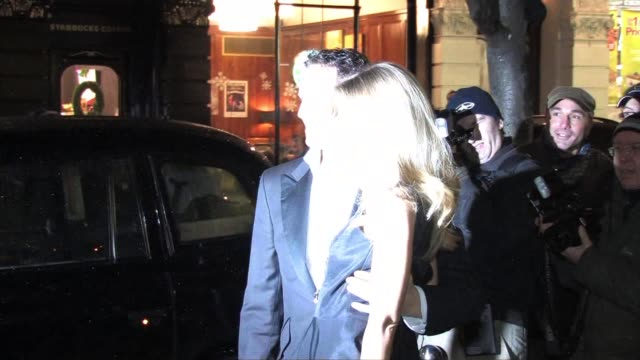 brendan cole arrives for the gala performance of the nutcracker the nutcracker gala performance arrivals at the coliseum on december 15 2010 in... - the nutcracker named work stock videos & royalty-free footage