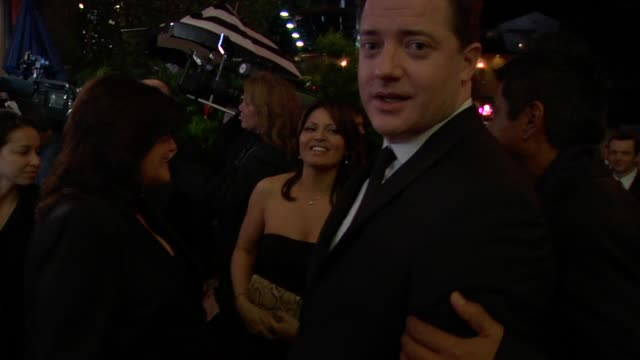 Brendan Fraser at the 2010 Vanity Fair Oscar Party Hosted By Graydon Carter at West Hollywood CA