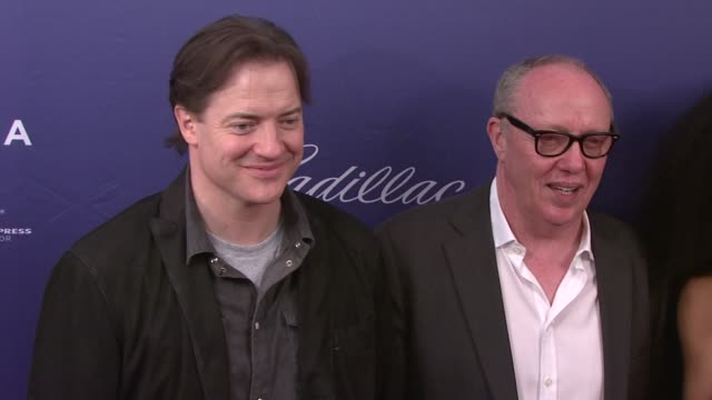 Brendan Fraser Terry George Yaya DaCosta and Colm Meaney at 2012 Tribeca Film Festival 'Whole Lotta Sole' at SVA Theater on April 21 2012 in New York...