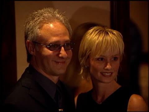 brent spiner at the race to erase gala at the century plaza hotel in century city, california on april 28, 2000. - century plaza stock videos & royalty-free footage