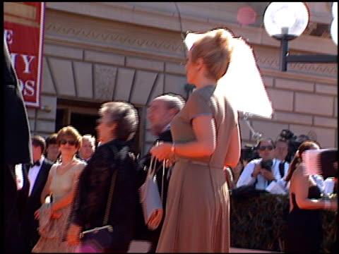 Brett Butler at the 1996 Emmy arrivals at the Pasadena Civic Auditorium in Pasadena California on September 8 1996