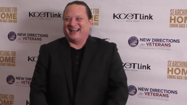 Brett Hunt at The Cast Of Lifetime Television's Army Wives Reunites For Searching For Home Coming Back From War at Arclight Theatre in Sherman Oaks...