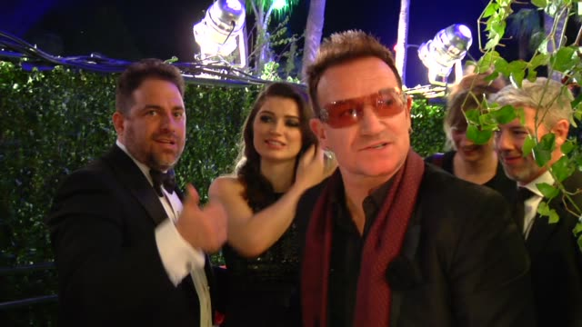 Brett Ratner Eve Hewson Bono at The 2013 Vanity Fair Oscar Party Hosted By Graydon Carter Brett Ratner Eve Hewson Bono at The 2013 Vanity at Sunset...