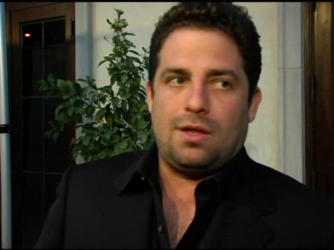 brett ratner on how he came up with the idea of the ball and how he is on the board of directors and on how he just finished directing a new pilot... - directing stock videos & royalty-free footage