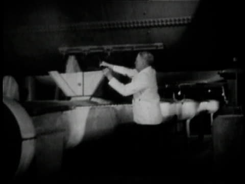 1936 brewer checking beer at anheuser busch brewery in st. louis / missouri, united states - anheuser busch brewery missouri stock videos and b-roll footage
