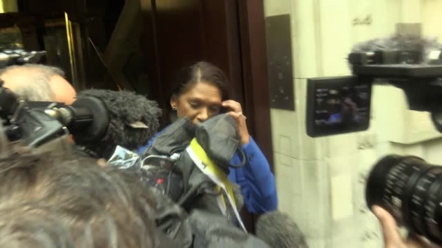 brexit activist gina miller says boris johnson should apologise to the queen. after the supreme court found in her favour, and against the... - campaigner stock videos & royalty-free footage