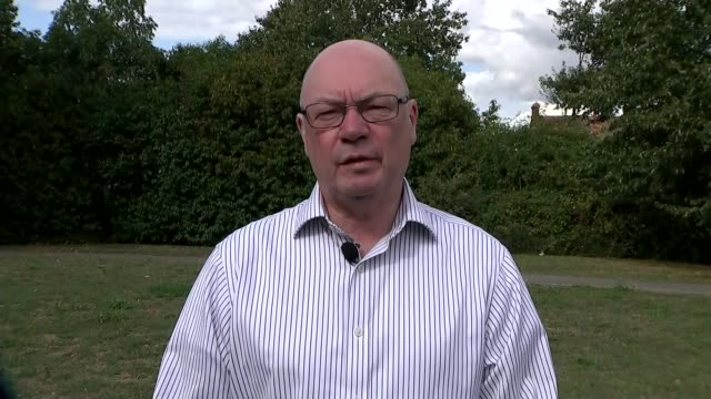 boris johnson warns than mps who vote against government will lose conservative whip england london gir int alistair burt mp 2way interview sot - 2010 2019 stock videos & royalty-free footage