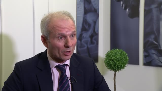 davind lidington interview england london westminster int david lidington mp interview sot re brexit withdrawal agreement and possibility of... - article stock videos and b-roll footage