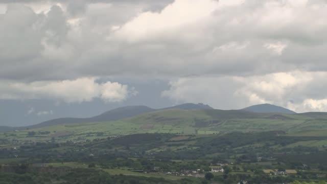 EU27 warning on Irish border question T24061607 2462016 IRELAND Countryside on border with Republic of Ireland