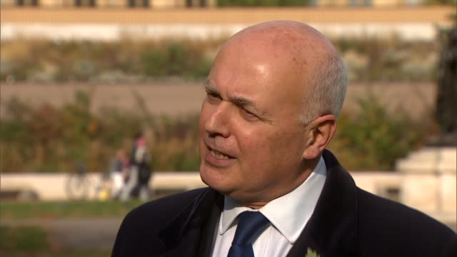 High Court rules that government needs parliamentary approval to trigger Article 50 Iain DuncanSmith MP interview SOT The government has to do that...