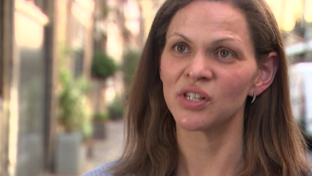 House prices continue to rise Anna Leach interview SOT