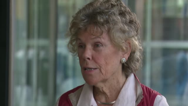 Jeremy Corbyn insists he should lead a temporary government amidst growing opposition NORTHERN IRELAND Belfast EXT Kate Hoey MP interview SOT