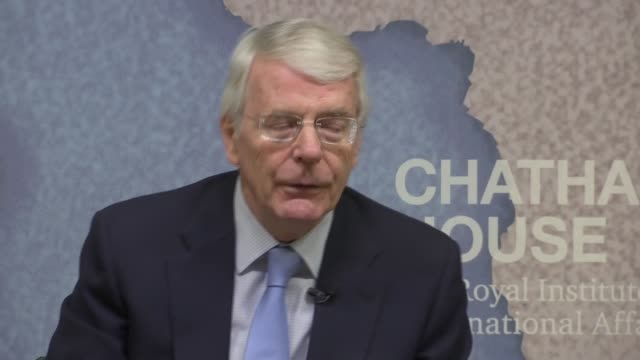 john major speech brexit john major speech john major question and answer session sot acceptable and comprehensive deal will be extremely hard to... - population explosion stock videos and b-roll footage