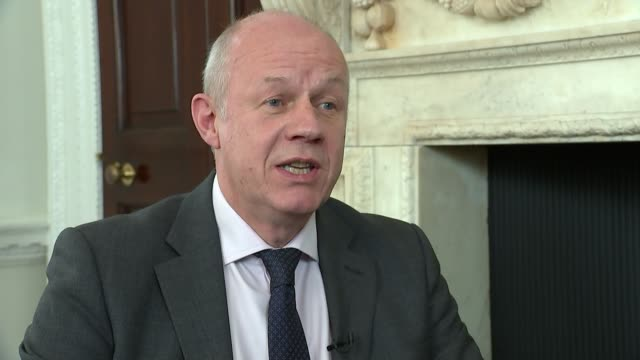 joint ministerial council meeting damon green interview england london int damon green mp interview re constructive brexit talks whole cabinet signed... - damon green stock videos and b-roll footage