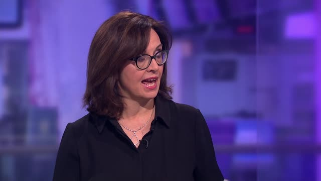 Labour divided over whether to stay in EU's single market ENGLAND London GIR INT Caroline Flint MP and Alison McGovern MP LIVE STUDIO interview SOT