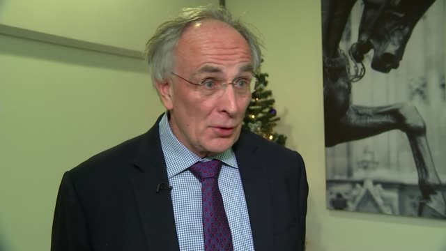Lord Adonis resigns as infrastructure tzar Westminster INT Peter Bone MP interview SOT/ I think he's wrong he's being elitist and ignoring democratic...