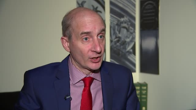 Lord Adonis resigns as infrastructure tzar Westminster INT Lord Adonis interview SOT almost everybody holding a responsible position was against...