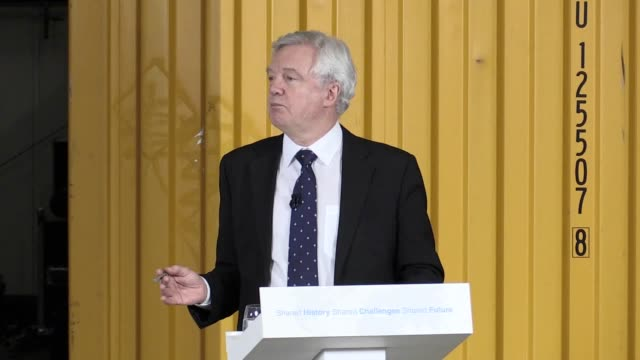 Brexit Minister David Davis takes questions on the potential loss of skills through immigration changes and disagreements within the cabinet on...