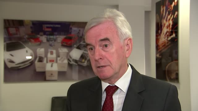 MPs prepare to take part in indicative votes UK London John McDonnell MP interview protesters outside the Houses of Parliament Jacob ReesMogg MP...