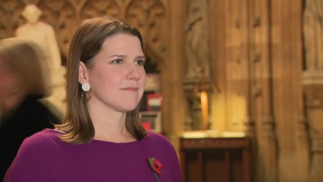 mps vote to hold general election on 12th december jo swinson interview ** note interview on audio 1 unsourced radio broadcast on audio 2 ** england... - allgemeine wahlen stock-videos und b-roll-filmmaterial