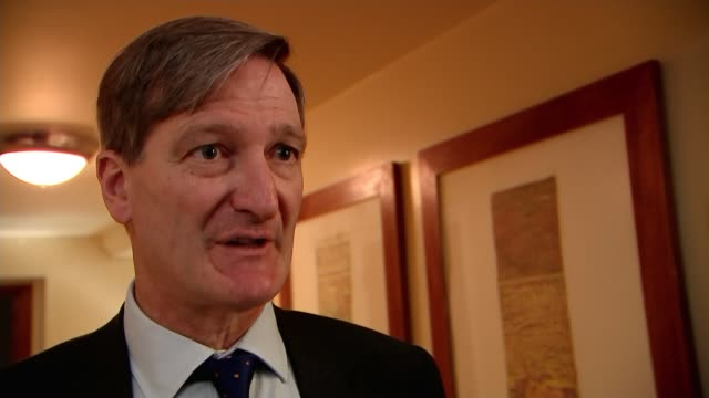 new president of the european commission open to further delay england london westminster int margaret beckett mp and dominic grieve qc mp entering... - dominic grieve stock videos and b-roll footage