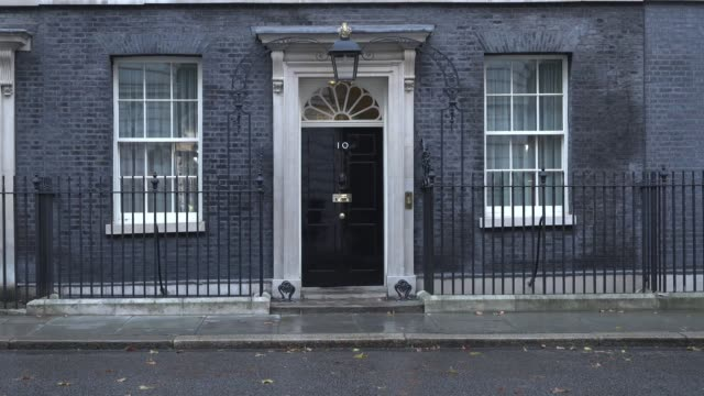 Theresa May insists she will not sign deal 'at any cost' as chances of November Brussels summit recede ENGLAND London Downing Street Downing Street...