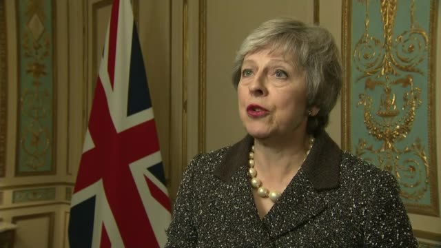theresa may makes whistlestop tour of europe to renegotiate deal as mps debate delayed vote in the house of commons belgium int theresa may mp... - mp stock videos & royalty-free footage
