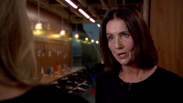 Theresa May no confidence vote businesses respond to uncertainty about future ENGLAND London INT Carolyn Fairbairn interview SOT