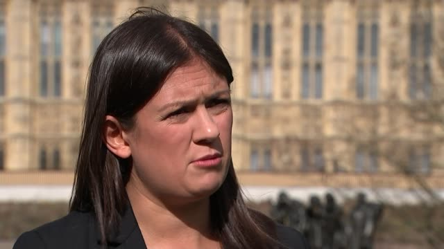 "theresa may proposes ""stronger towns fund"" to help areas hit by austerity; england: london: westminster: lisa nandy mp setup and interview sot ruth... - mp stock videos & royalty-free footage"