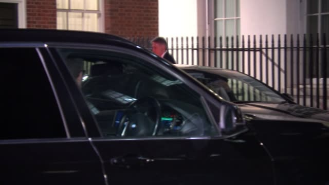 theresa may reaches out to conservative 'remain' mps amid rumours of further resignations england london downing street philip hammond mp from number... - voce video stock e b–roll