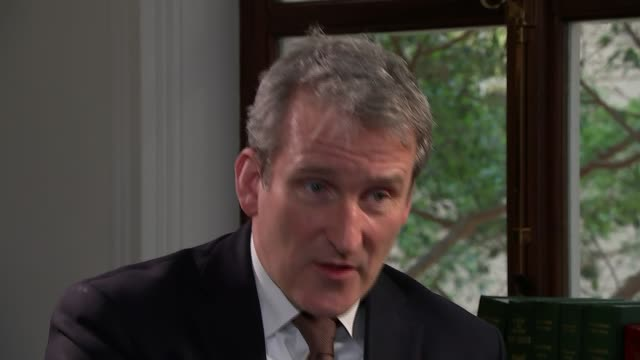 theresa may urges backbenchers to vote for brady amendment to withdrawal agreement uk london westminster graham brady mp damian hinds mp sir bernard... - damian hinds stock videos and b-roll footage