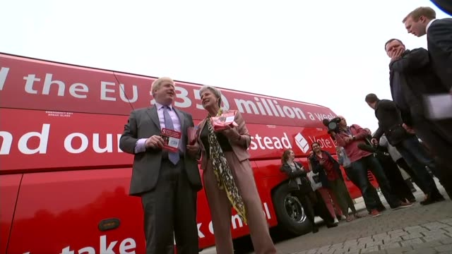 tony blair urges remain voters to mobilise against brexit brexit tony blair urges remain voters to mobilise against brexit r11051601 / cornwall truro... - nhs stock videos & royalty-free footage