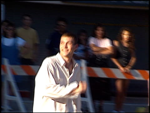 Brian Austin Green at the 1996 Emmy arrivals at the Pasadena Civic Auditorium in Pasadena California on September 8 1996