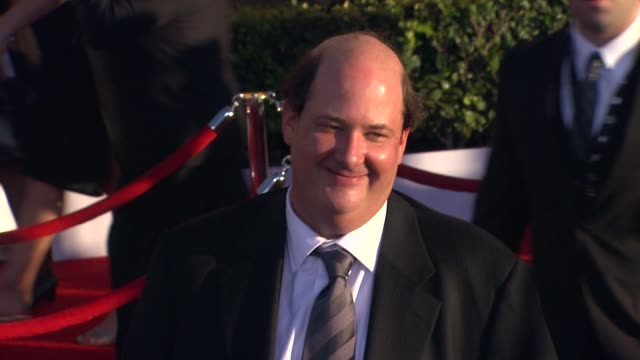 Brian Baumgartner at 18th Annual Screen Actors Guild Awards Arrivals on 1/29/2012 in Los Angeles CA