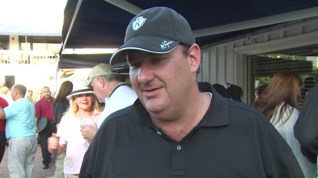 Brian Baumgartner on being a part of the event what he appreciates about George Lopez's philanthropic efforts how he played today at the Third Annual...