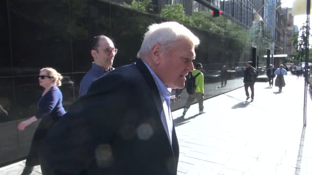 brian dennehy at the 'good day new york' studio brian dennehy at the 'good day new york' studio on september 20 2012 in new york new york - brian dennehy stock videos & royalty-free footage