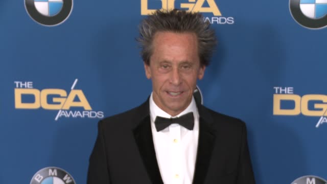 brian grazer at 69th annual directors guild of america awards in los angeles ca - directors guild of america awards stock videos & royalty-free footage