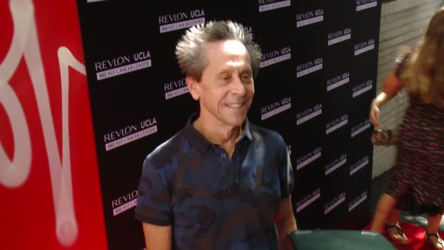 Brian Grazer at Revlon's Annual Philanthropic Luncheon in Los Angeles CA