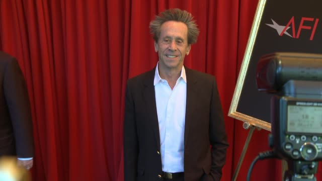 vídeos de stock, filmes e b-roll de brian grazer at the 16th annual afi awards at the four seasons hotel los angeles at beverly hills on january 08 2016 in los angeles california - brian grazer