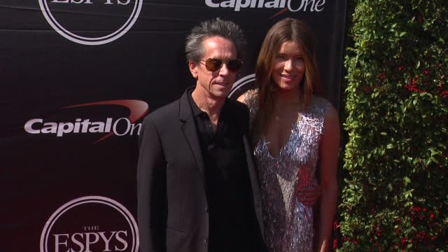 brian grazer at the 2015 espys at microsoft theater on july 15 2015 in los angeles california - microsoft theater los angeles stock videos and b-roll footage