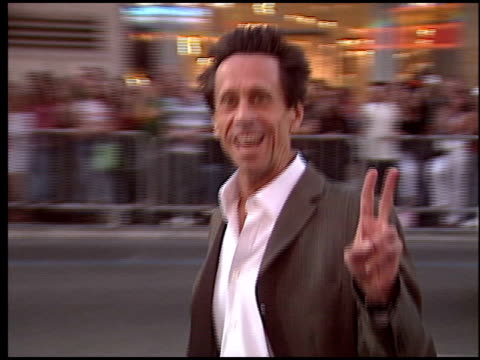 Brian Grazer at the Flightplan Premiere at the El Capitan Theatre in Hollywood California on September 19 2005