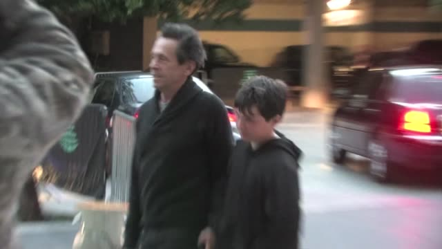 brian grazer at the staples center in los angeles - the center stock videos & royalty-free footage