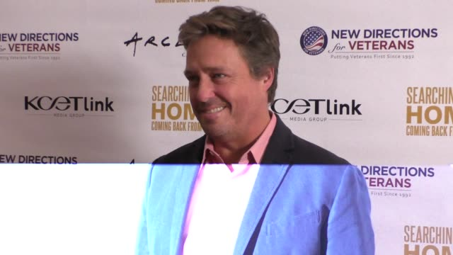 Brian McNamara at The Cast Of Lifetime Television's Army Wives Reunites For Searching For Home Coming Back From War at Arclight Theatre in Sherman...