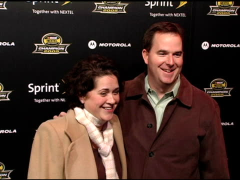 brian shea senior vp of octagon at the 2005 nascar nextel cup series champion's party presented by sprint at marquee in new york new york on december... - octagon stock videos and b-roll footage