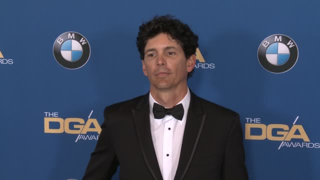 brian smith at 69th annual directors guild of america awards in los angeles, ca 2/4/17 - director's guild of america stock videos & royalty-free footage