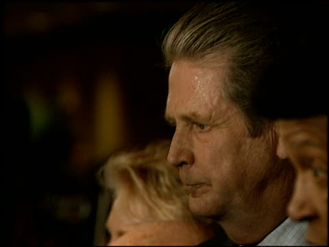 brian wilson at the adopt-a-minefield benefit at the century plaza hotel in century city, california on september 18, 2002. - century plaza stock videos & royalty-free footage