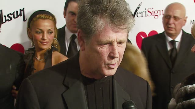 stockvideo's en b-roll-footage met brian wilson at the musicares person of the year at la convention center in los angeles california on february 9 2007 - los angeles convention center