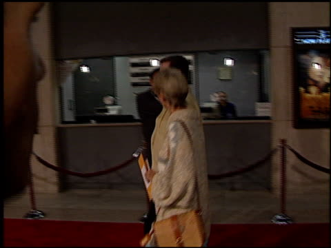 brian wilson at the 'practical magic' premiere at cineplex odeon in century city california on october 13 1998 - odeon kinos stock-videos und b-roll-filmmaterial