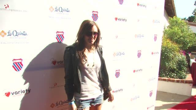Briana Evigan at the 6th Annual KSwiss Desert Smash at La Quinta CA